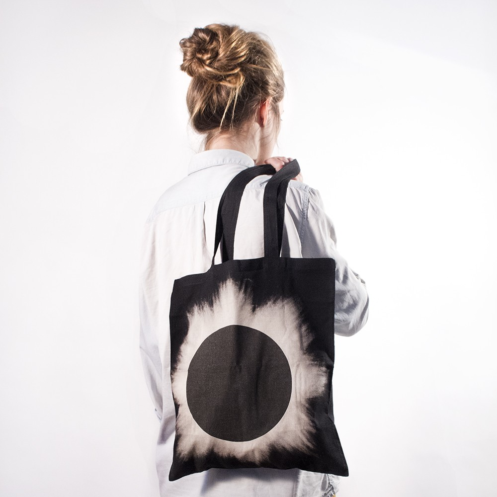 Blac Eclipse Tote Bag