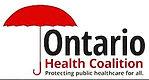 Ontario Health Coalition Logo
