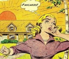 """""""Pancakes!"""""""
