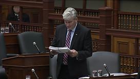 December 12, 2019: OPP petition Ontario Legislature