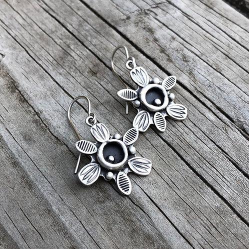 Fine Silver Flowers