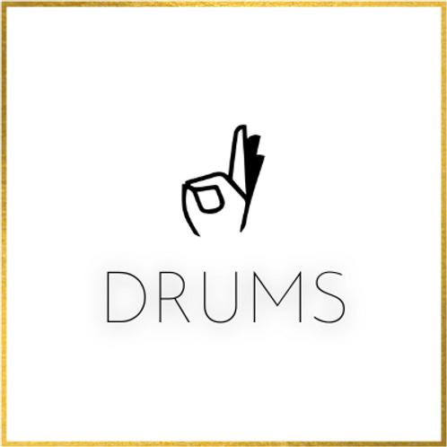 Navie D Premium Drum Kit
