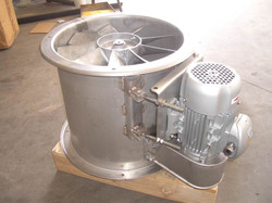 軸流型送風機
