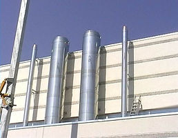 chimney flues