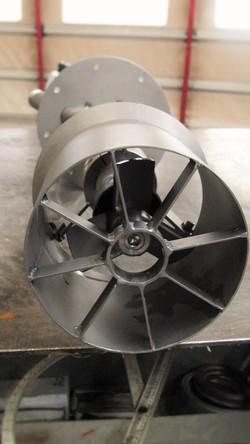 turbo miscelatore
