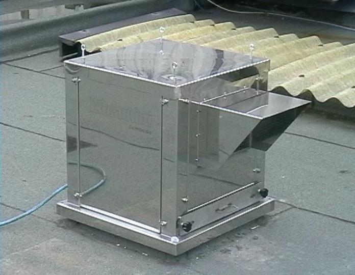 Ventilatore cassonato