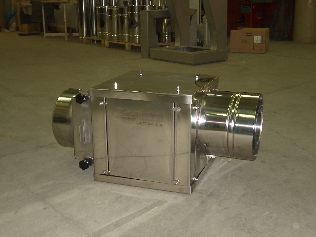 Ventilatori cassonati