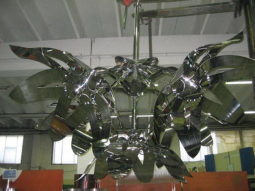lampadario industriale1
