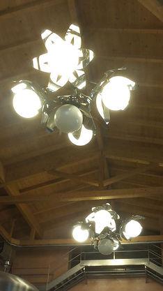 lampadari su misura