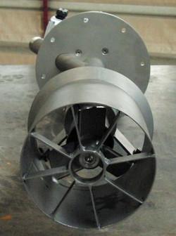turbo dispersore