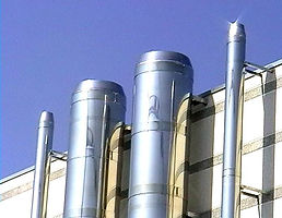 industrial flues