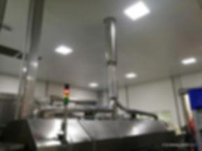 vapori industria