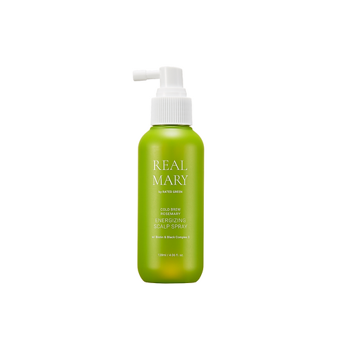 RATED GREEN COLD BREWED ROSEMARY ENERGIZING SCALP SPRAY