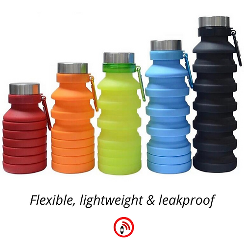 B2B Collapsible Water Bottle
