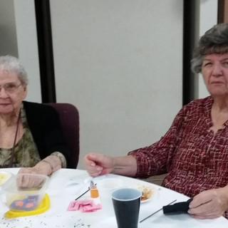 JoAnn and Betty