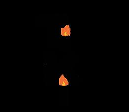 tiki FINAL LOGO black w flame.png