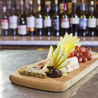 vintage cheese plate