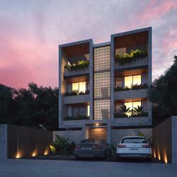 Xoul Apartments