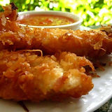 Crunchy coconut chicken.jpg