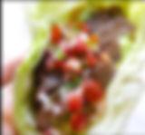 bsg grilled steak lettuce taco.JPG
