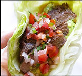 bsg grilled steak lettuce taco.JPG