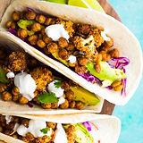 Air-Fryer-Chickpea-Cauliflower-Tacos-Veg