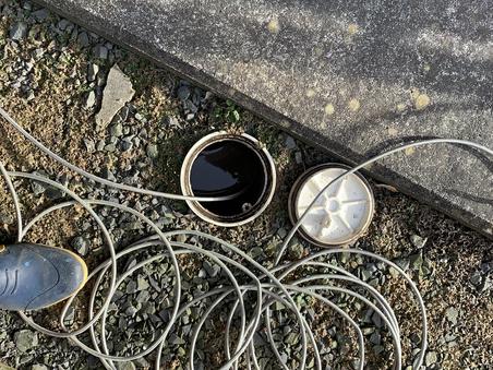 排水つまり 小美玉市