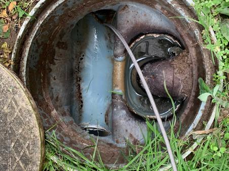 排水つまり 水戸市