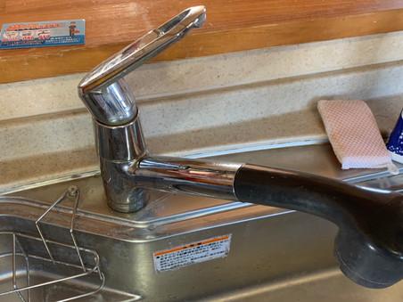 台所水漏れ・蛇口交換 ひたちなか市