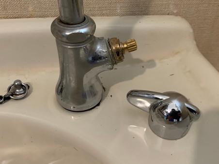 洗面台水漏れ修理 つくば市