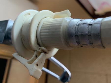 食洗機の水漏れ 水戸市