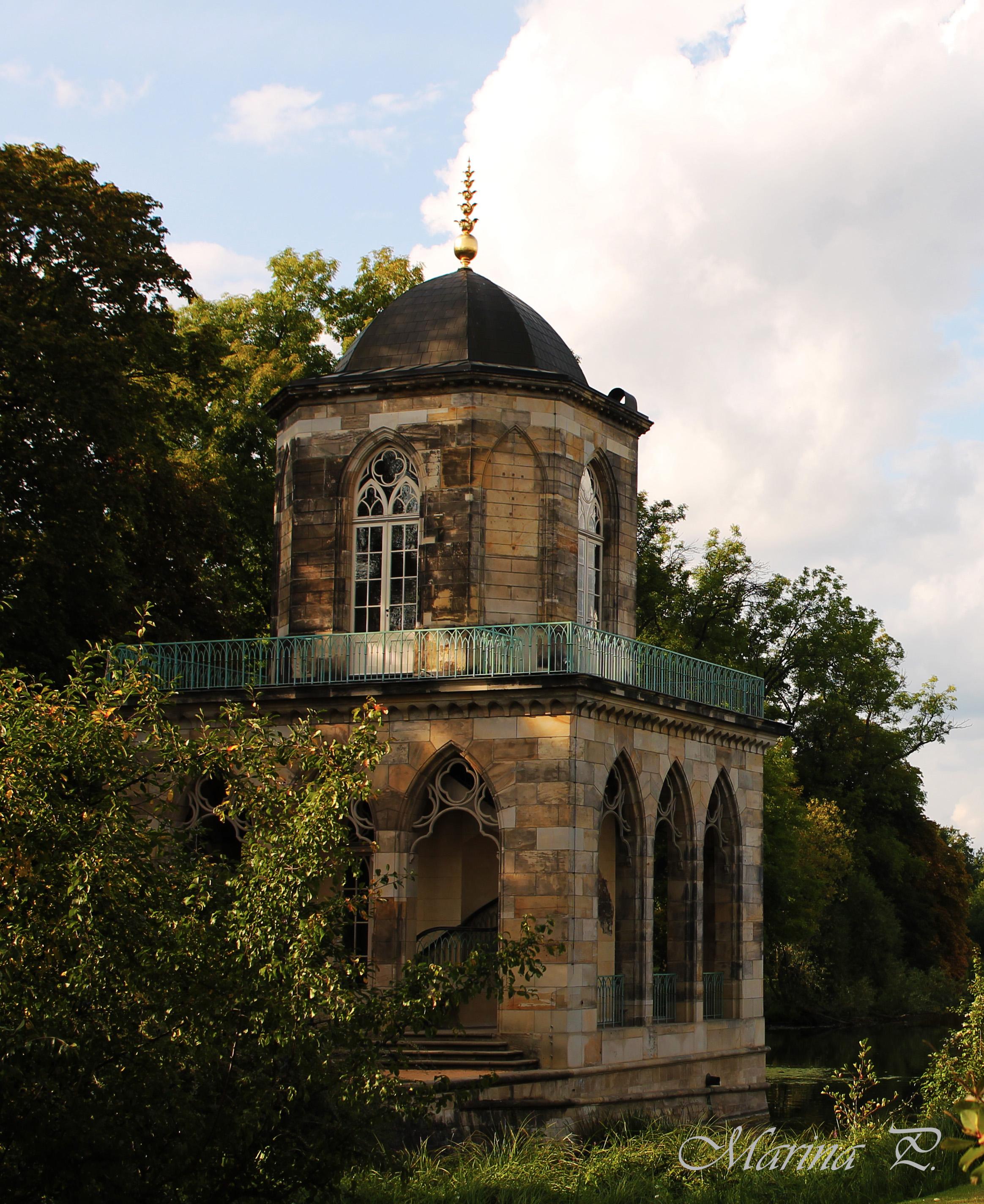 Potsdam de Día