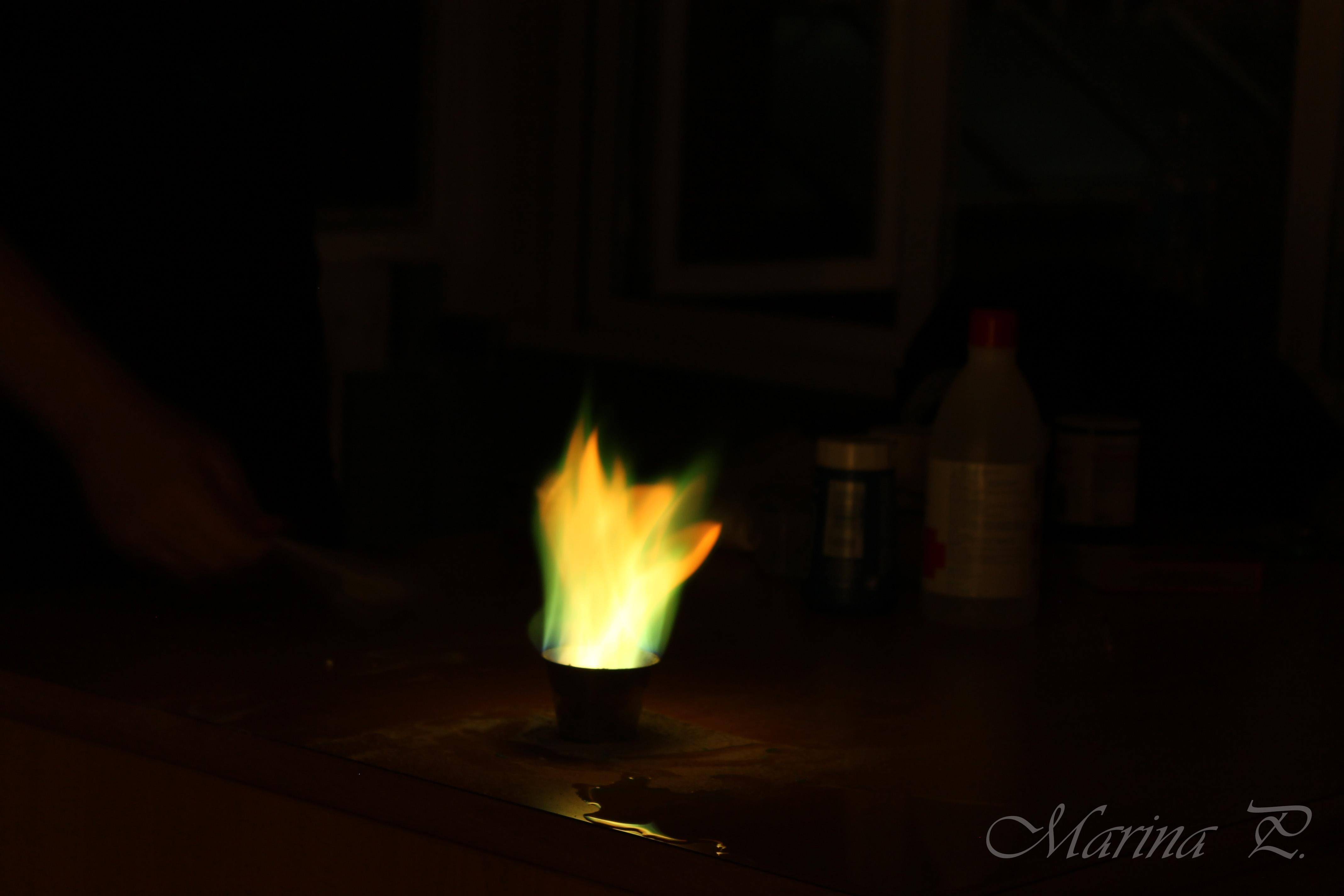 Fuego verde