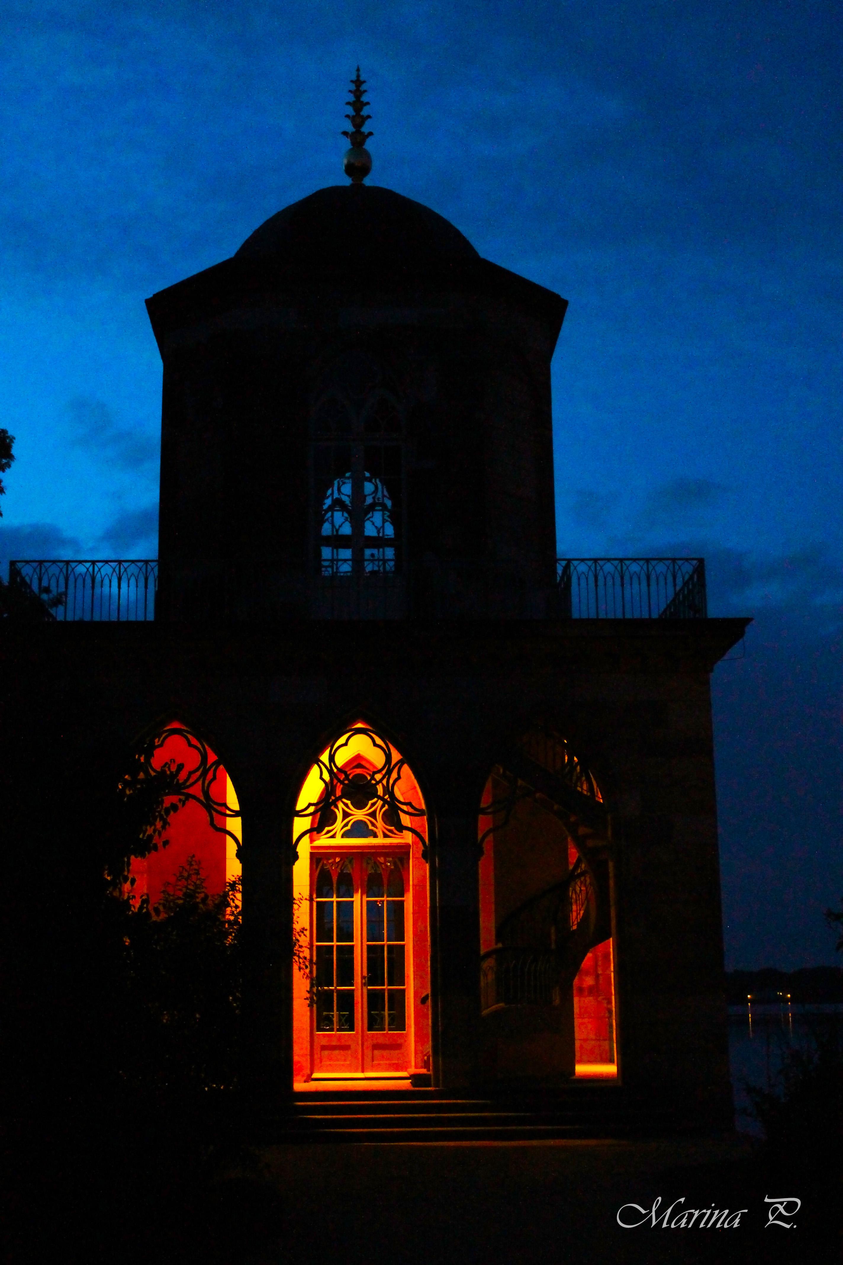 Potsdam de noche