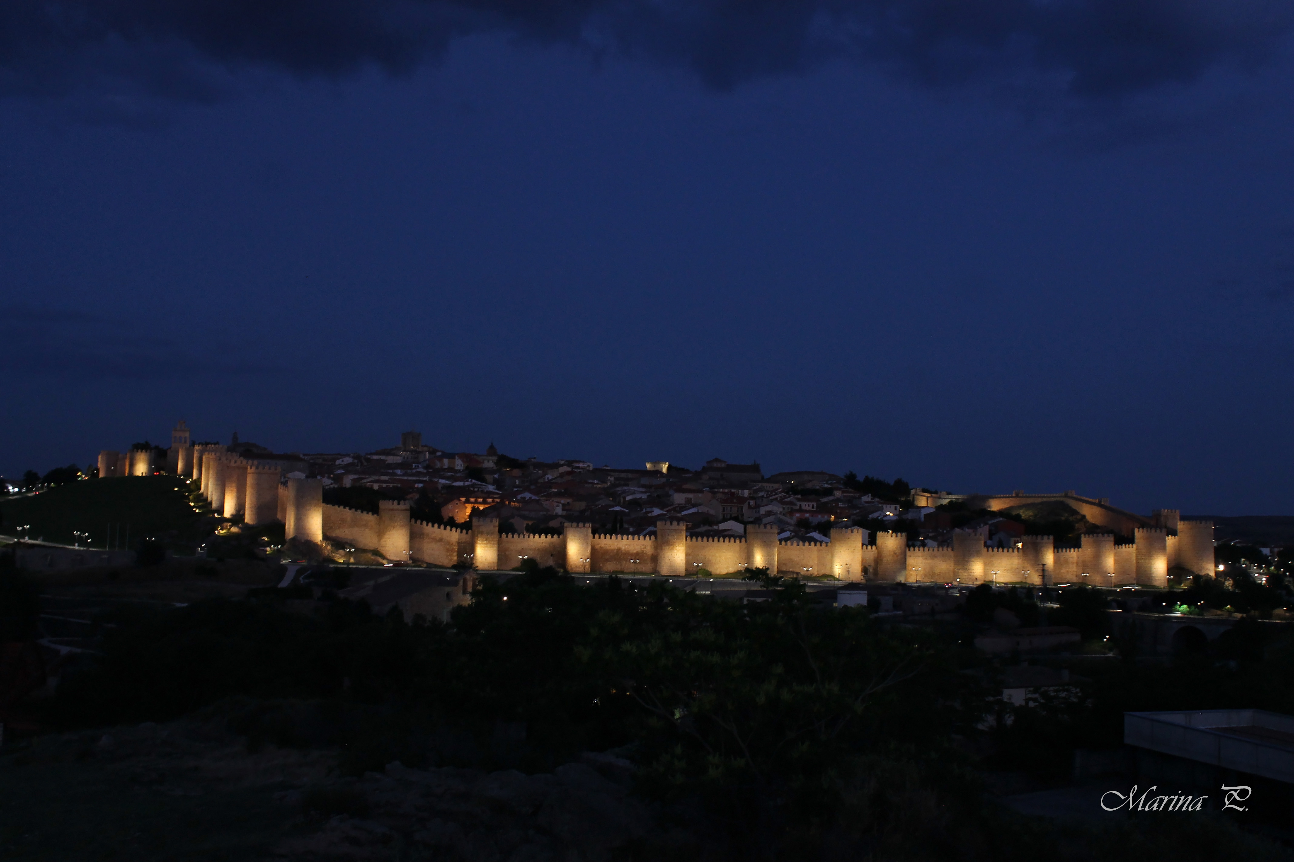 Vistas de Ávila