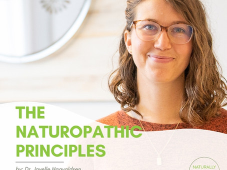 The Naturopathic Principles