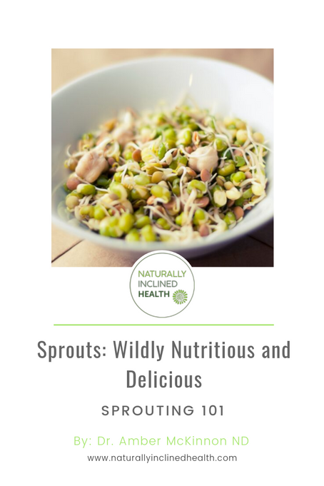 Sprouts: Wildly Nutritious and Delicious