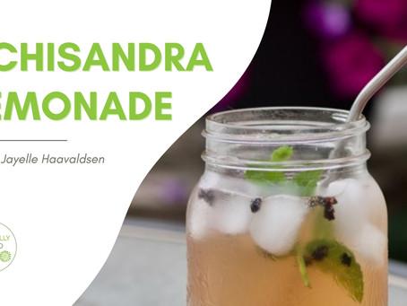 Schisandra Berry Lemonade Recipe