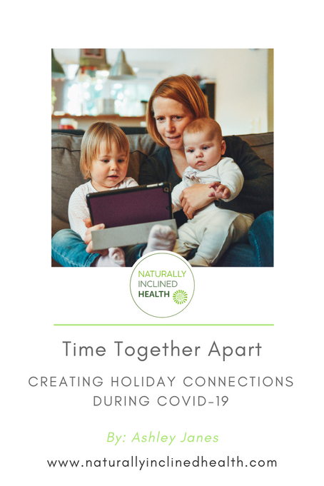 Time Together Apart: Creating Holiday Connections During CoVid-19