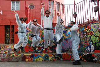 Activación Lúdica en Cerro Cárcel recogió necesidades de su comunidad