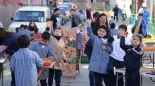 """Espacio Lúdico es parte de Programa """"Al Colegio Seguro"""" en Valparaíso"""