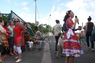 Espacio Lúdico celebra el Año Nuevo Mapuche en París
