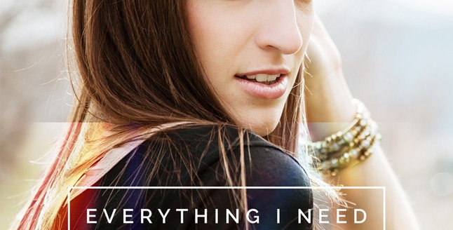 Everything I Need CD (2015)