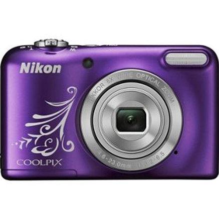 Nikon Coolpix L31 16MP 5x Compact Digital Camera