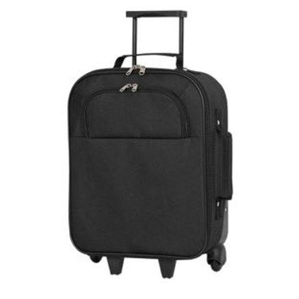 IT Go Explore AVR Large 2 Wheel Suitcase - Black