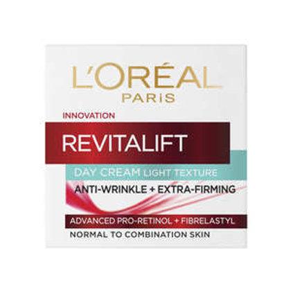 L'Oreal Revitalift Light Day Cream 50ml