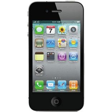 Apple  Pre-Owned iPhone 4s - Black