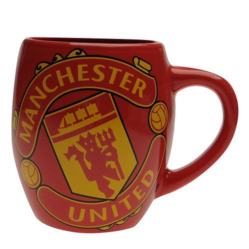 Team Tub Football Mug - Manchester
