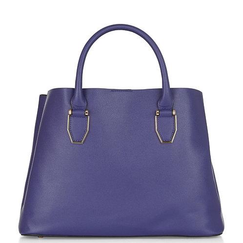 Blue Tote Bag - New Look