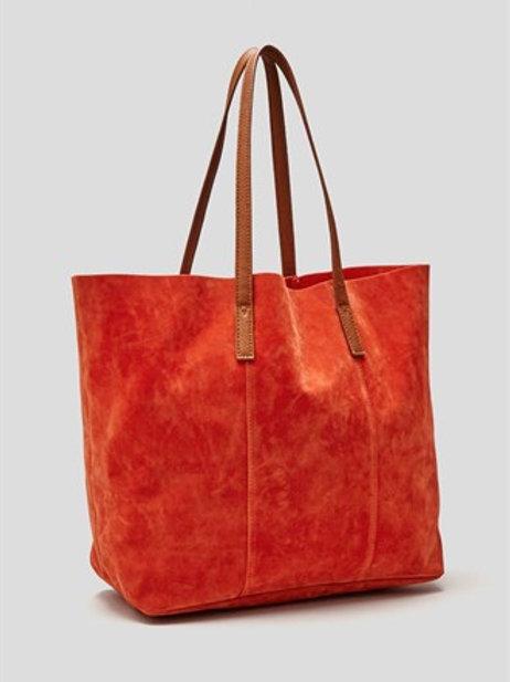 Rust Large Shopper Bag